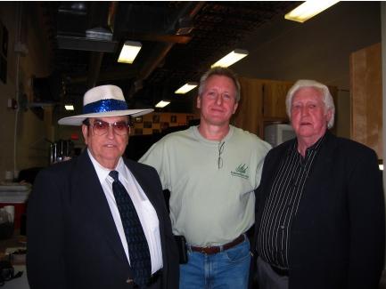Bobby Osborne, David Jakubiak, & JD Crowe