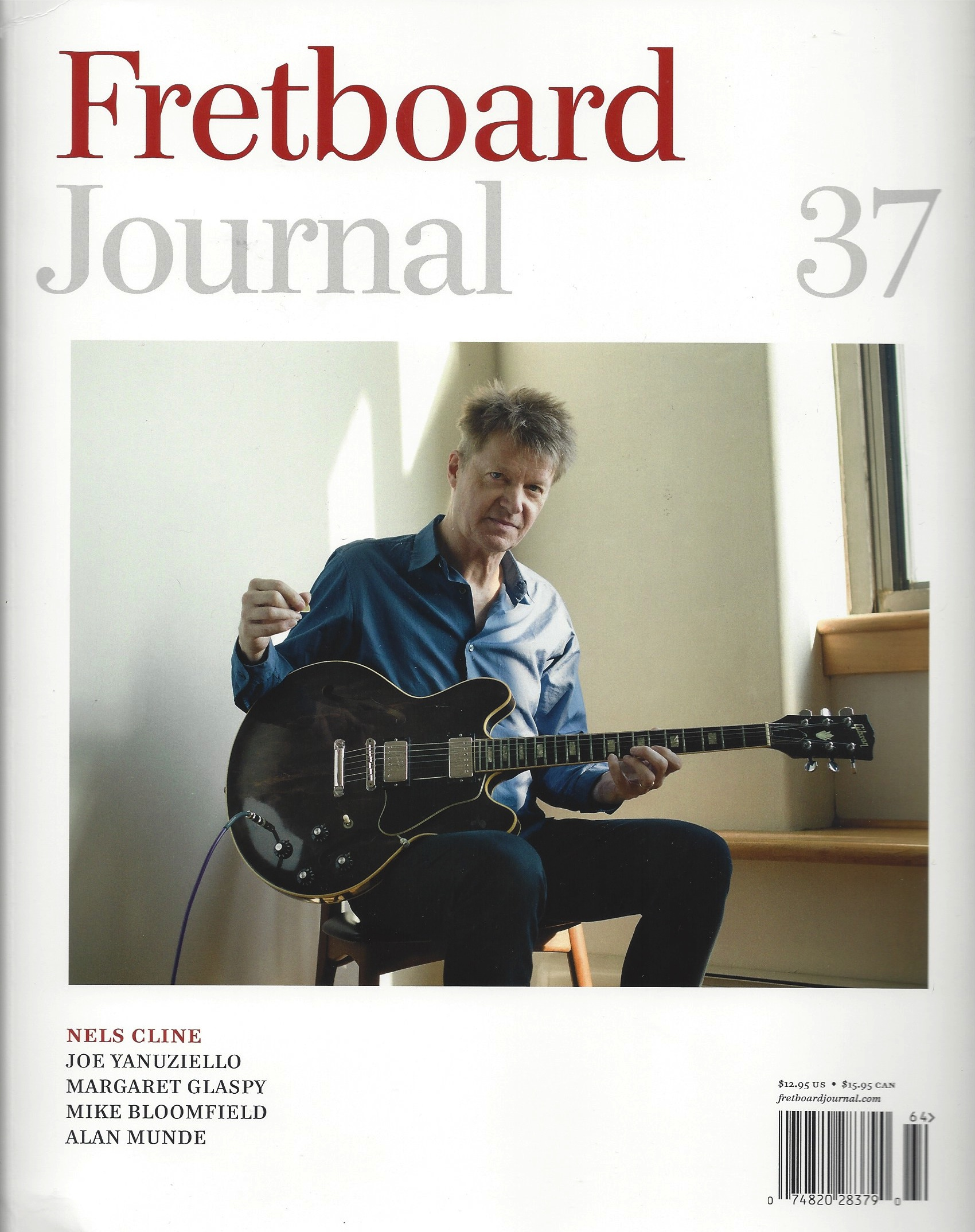 Fretboard Journal Issue #37